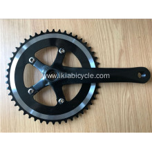 Red Color City Bicycle Chainwheel Bike Parts